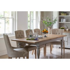 Willis Gambier Malvern Medium Extending Table & 6 Dining Chairs