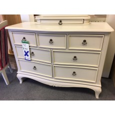 Clearance - Baker Toulon Low Wide Chest