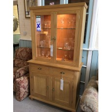 Clearance - Andrena Canterbury 3'6' Display Unit