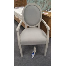 Clearance - Stuart Jones Oval Chair