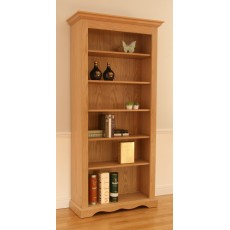 Andrena Pelham Wide Open Bookcase
