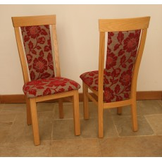 Andrena Pelham Paddedback Dining Chair (Each)