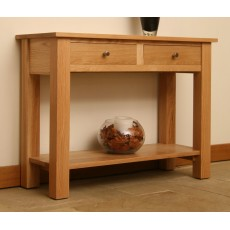 Andrena Elements Large Console Table