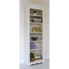 Andrena Barley Narrow Open Bookcase