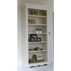 Andrena Barley Wide Open Bookcase