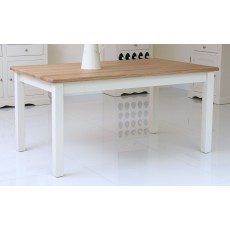 Andrena Barley Medium Fixed Top Table