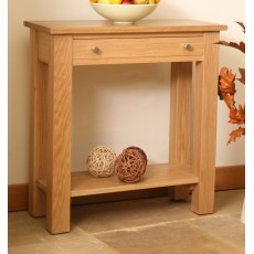 Andrena Elements Small Console Table