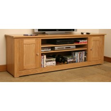 Andrena Elements Large Entertainment Unit
