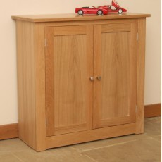 Andrena Elements Large 2 Door Hall Cupboard