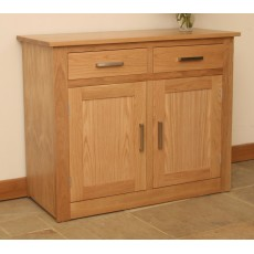 Andrena Elements 3'6' 2 Drawer 2 Door Sideboard