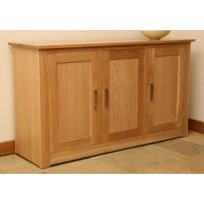Andrena Elements 5'0' 3 Door Sideboard