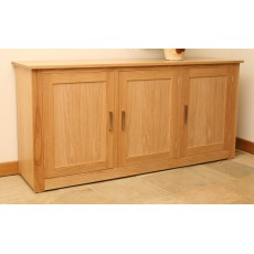 Andrena Elements 6'0' 3 Door Sideboard
