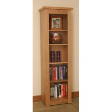 Andrena Elements Narrow Open Bookcase