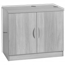 Desk Height Cupboard 850mm Wide