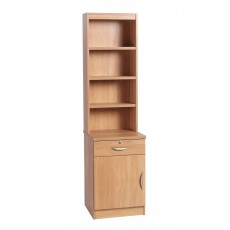 Cupboard Drawer Unit with OSC Hutch