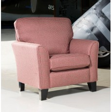 Alstons Tempest Gallery Accent Chair