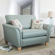 Alstons Barcelona Snuggler Chair
