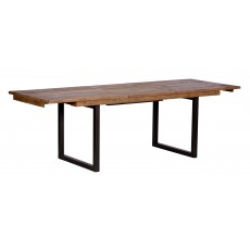 Baker Nickel 180-240cm Extending Dining Table
