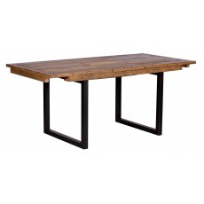 Baker Nickel 140-180cm Extending Dining Table