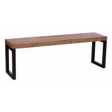 Baker Nickel 155cm Bench