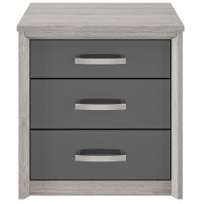 Kingstown Cosmos 3 Drawer Wide Chest