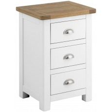 Portbury 3 Drawer Bedside Chest