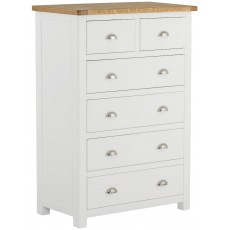 Portbury 2+4 Drawer Chest