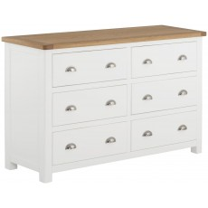 Portbury 6 Drawer Chest