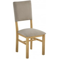 Portbury Upholstered Dining Chair - Pair