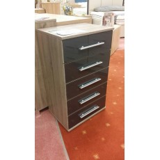 Clearance - Rauch Vereno-Extra 5 Drawer Chest