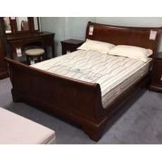 Clearance - Willis Gambier Antoinette 5'0' (150cm) Kingsize Bedstead Only (Exc Mattress)