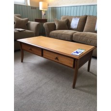 Clearance - Sutcliffe Trafalgar 955 Storage Coffee Table