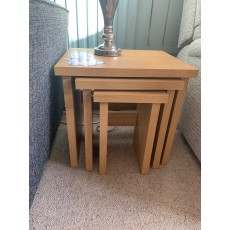 Clearance - Kingstown Dalby Nest of Tables