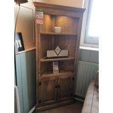 Clearance - Wood Bros Old Charm 2996 Corner Display Unit