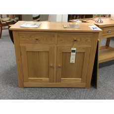 Clearance - Andrena EL837 Elements 2 Door / 2 Drawer Sideboard