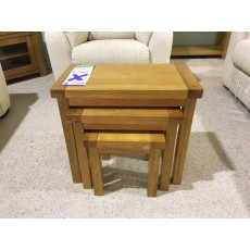 Clearance - Annaghmore Carlingford Nest of Tables