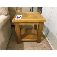Clearance - Annaghmore Carlingford Lamp Table