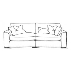 Living Homes Beach House Grand Sofa (Split)