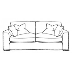 Living Homes Beach House Large Sofa