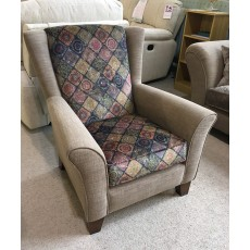 Clearance - Alstons Aspen Accent Chair