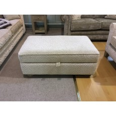 Clearance - Alstons Cambridge Storage Ottoman