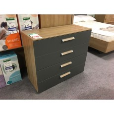 Clearance - Rauch Cathy 4 Drawer Chest