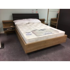 Clearance - Rauch Cathy Bed Frame c/w Bedside Chests