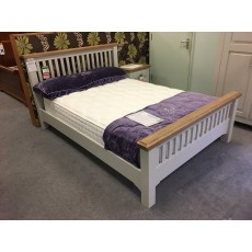 "Clearance - Wickford 4'6"" (135cm) Double Bed"