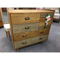 Clearance - Lingfield 6 Drawer Chest