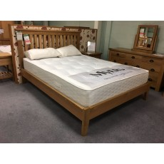 "Clearance - Willis Gambier Normandy 5'0"" (150cm) Kingsize Bed"