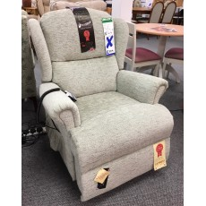 Clearance - Sherborne Malvern Small Dual Motor Riser Recliner