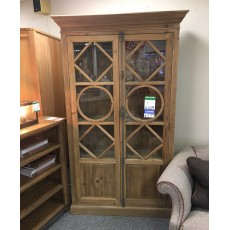 Clearance - Willis Gambier Revival Hammersmith Display Cabinet