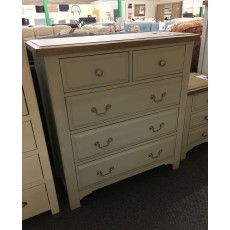 Clearance - Wickford 3+2 Drawer Chest