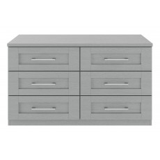 Kingstown Alpha 6 Drawer Chest
